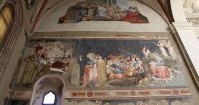 RIMINI –  il Trecento riminese in Sant'Agostino ed a palazzo Buonadrata