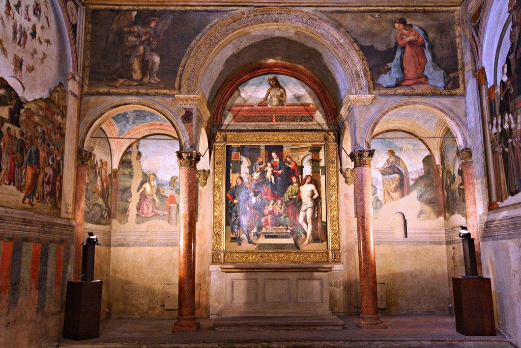 Visita guidata alla Basilica di San Giacomo, alla Cappella ...
